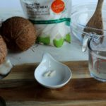 coconut yogurt, vegan, raw